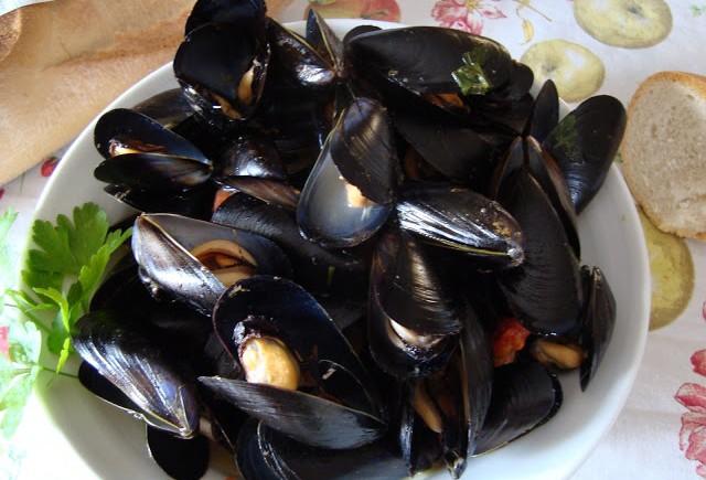 Frutti di mare del bagno Orano, Lacona