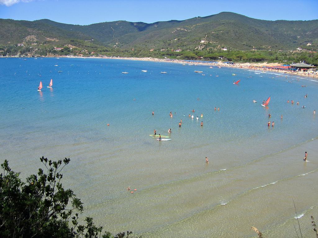Bagni Orano - Stabilimento balneare a Lacona (Isola d\'Elba)