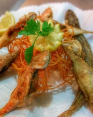 Fritto_di_Paranza - Bagni Orano - Lacona