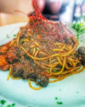 Spaghetti al Polpo - Bagni Orano - Isola d'Elba