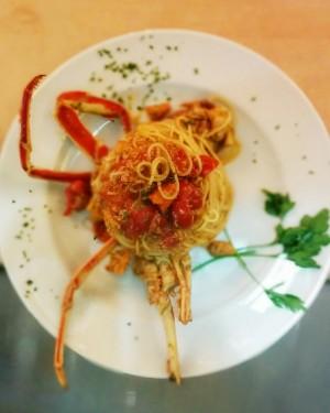 Spaghetti alla Margherita - Bagni Orano - Lacona